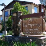 Ivy Springs Executive Suites sign